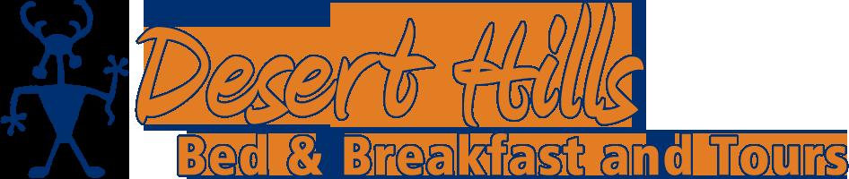 Desert Hills Bed & Breakfast Inn – Moab, Utah Retina Logo