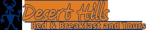 Desert Hills Bed & Breakfast Inn – Moab, Utah Logo